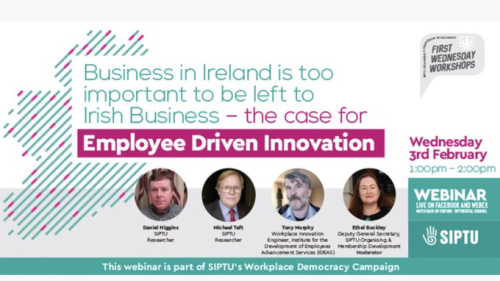 Business in Ireland Webinar
